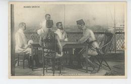 """AFRIQUE - SOUDAN - Tableau - Musée Grévin - """"LE COMMANDANT MARCHAND À FASCHODA """" - Sudan"""