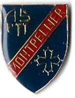 LP99 - LA POSTE - AS PTT MONTPELLIER - Verso : TOP CONCEPT - Postes