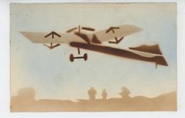AVIATION - Jolie Carte Fantaisie Avion En Vol - ....-1914: Précurseurs