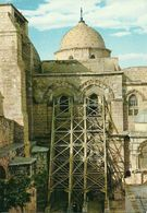 Gerusalemme, Jerusalem (Israele) Basilica Del Santo Sepolcro, Basilica Of The Holy Sepulchre, Basilique Du St. Sepulcre - Israel