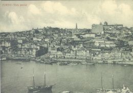 Porto - Vista Parcial  Portugal.   S-4246 - Picture Cards