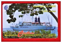 "CAYMAN ISL: 1996 CAY-131A CJFS Series ""Cayman - Jamaica Fibre System"" CN:131CCIA Rare (16.000ex) - Cayman Islands"