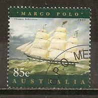 Australie Australia 1998 Marco Polo Bateau Ship Obl - 1990-99 Elizabeth II