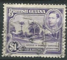 Guyane Anglaise     - Yvert N° 171 Oblitéré      - Pa 12030 - Guyane Britannique (...-1966)