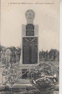 D45 - ST DENIS DE L'HOTEL - MONUMENT COMMEMORATIF - Autres Communes
