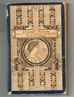 Almanach Hachette 1899 - Calendars