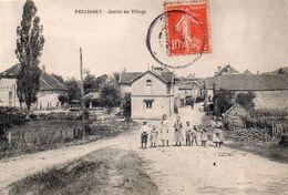 POULIGNEY Centre Du Village - Non Classificati