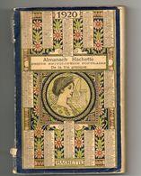 Almanach  Hachette 1920 - Calendars