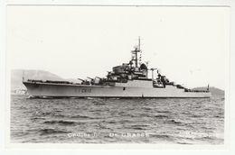 CROISEUR  DE GRASSE - édit. Marius Bar - Phot. Toulon - Warships