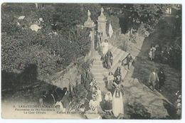 La Bastide Clairence Procession De Sainte Gaudence - France