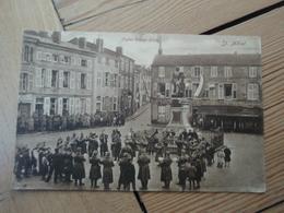 Cpa  Ligier-Richier-Platz St-Mihiel. 1917 - Saint Mihiel