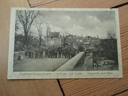Cpa  Spincourt, öst Verdun Hauptstbe Nach Etain. 1918 Août - Verdun