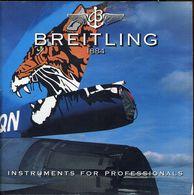 Montres..très Beau Catalogue Breitling   1998 - Bijoux & Horlogerie