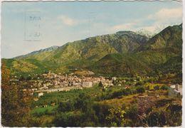 66  Vernet Les Bains  Vue Generale Et Le Canigou Enneige - Other Municipalities