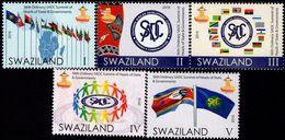 Swaziland - 2016 - SADC Summit Of Heads Of States - Mint Stamp Set - Swaziland (1968-...)