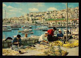 Greece - Piraeus Kastella The Picturesque Tourkolimano [Kruger 985/46] - Grecia