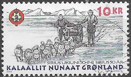 Groenland - Y&T N° 325 - Oblitéré - Groenland