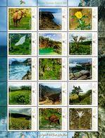 Oman - 2017 - Salalah Tourism Festival - Mint Souvenir Sheet With Varnish - Oman