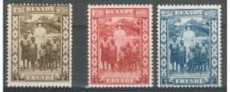 Congo Belge * Reine Astrid Koningin-1936-Belgisch Kongo-COB194/6-LH - Congo Belga