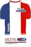 Venezuela - World Cup 2006 - France - Digitel Tim GSM Refill, Used - Venezuela