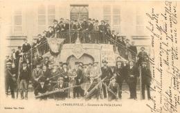 CHARLEVILLE CONCOURS DE PECHE APRES EDITION VAN PRAET - Charleville