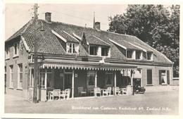 Zeeland (N.Br.) , Kerkstraat 49, Bondshotel Van Casteren - Zonder Classificatie