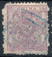 Stamp China 1885-87 3c Used - Chine