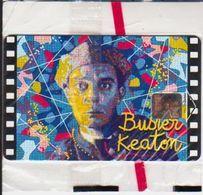 Mint Privat Card B7. Buster Keaton - Czechoslovakia