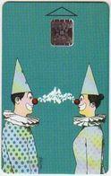 Privat Card B3. Sliva - Comic; CN 42302 - Czechoslovakia