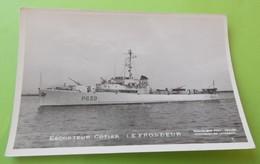 Escorteur Cotier Le Frondeur - Warships
