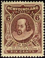Newfoundland. Scott #98. Mint, VF. ** - Newfoundland