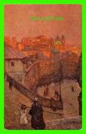 PRAQUE, TCHÉQUIE - LA RUE NERUDA - NERUDOVA ULICE - ÉDIT. F. J. JEDLICKA - WRITTEN IN 1921 - - Tchéquie