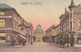 SCHERPENHEUVEL / STATIESTRAAT  / CAFE DE WELKOM - Scherpenheuvel-Zichem