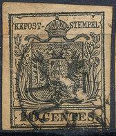 Stamp Austria LOMBARDY VENETIA 1850 10c Used - 1850-1918 Empire