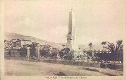 D217 - Paliano - Frosinone - Monumento Ai Caduti - Frosinone