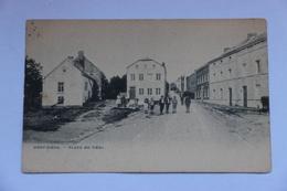 35879  -    Mont-Dison   Place Du  Tiège    -  Rare - Dison