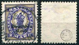 D. Reich Michel-Nr. 132 Vollstempel - Geprüft - Gebraucht