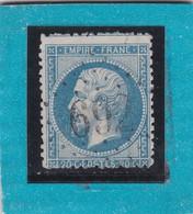 N° 22  GC  692  CAGNES  /  ALPES-MARITIMES      -REF 17150 + VOISIN - 1862 Napoléon III