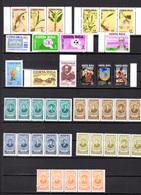 1985-87   Costa Rica, Entre Yv. 410 Et PA 895**, Cote 200 €, - Costa Rica