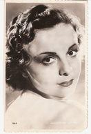 Carte Postale D'artiste / Movie Star Postcard - Jacqueline Daix (#6038) - Attori