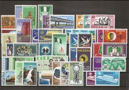 Nigéria ( Lot De Timbres Divers XXX -MNH) - Nigeria (1961-...)