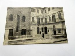 CPA - DRAGUIGNAN (83) - L'Hôtel De Ville - Draguignan
