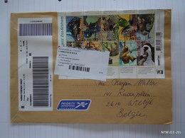 NETHERLAND - HOLLAND 2013 Burger's Zoo Arnhem, Used Envelope NL-BE - Unclassified