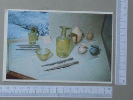 PORTUGAL    - MUSEU DE ARQUEOLOGIA -  MONTEMOR-O-NOVO -   2 SCANS  - (Nº21712) - Evora