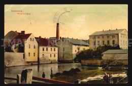Sezemice Mill Czech Bohemia Österreichisch-Ungarische AK Ca1900 POSTCARD CPA (W4_4154) - Tschechische Republik