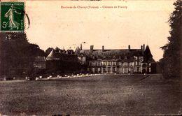CPA - YONNE - Environs De Charny - Château De Prunoy - Charny