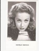Carte Postale D'artiste / Movie Star Postcard - Daniele Darrieux (#6220) - Acteurs