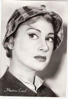 Carte Postale D'artiste / Movie Star Postcard - Martine Carol (#6584) - Actores
