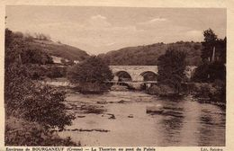 Environ De BOURGANEUF  - Le Thaurion Au Pont Du Palais - Bourganeuf