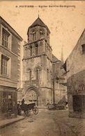 POITIERS   - Eglise Sainte-Ragédonde - Poitiers